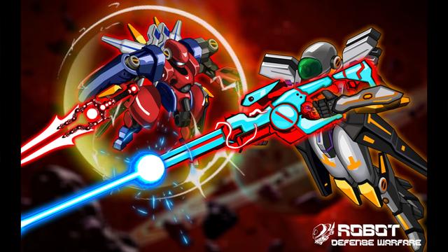Robot Defense Warfare 2015