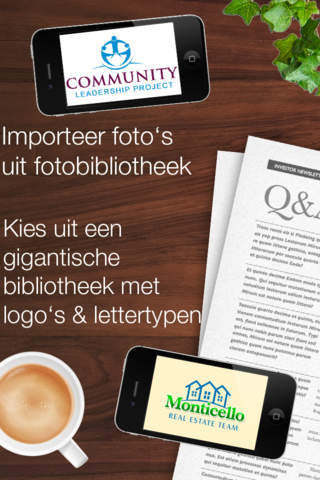 InstaLogo Logo Maker & Creator screenshot 4