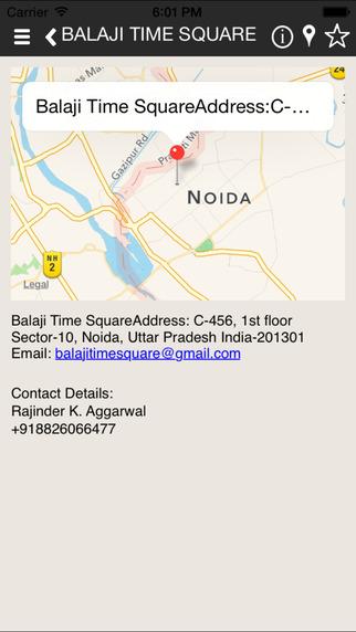 Balaji Time Square
