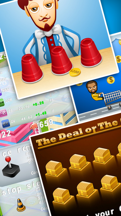 MILLIONAIRE TYCOON™ Free Edition iPhone Screenshot 4
