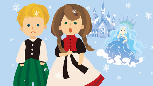 Andersen Fairy tale The snow queen The little match girl The emperor's new clothes The real princess