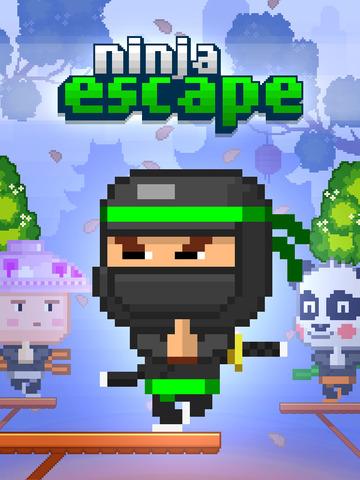 Ninja Escape™ Screenshot