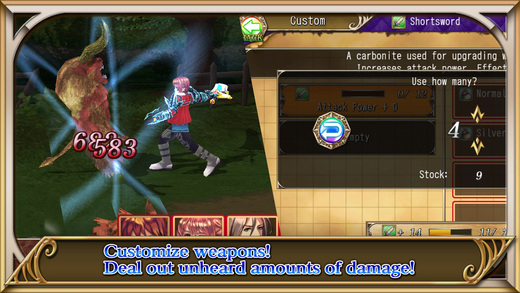 RPG Revenant Saga Screenshots