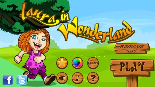 Super Laura in Wonderland