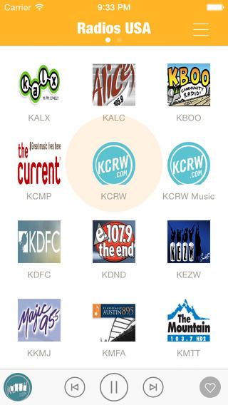 Radios USA USA Radios America Radios