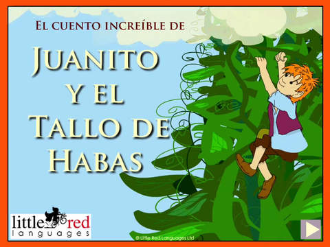 Jack and the Beanstalk – Spanish
