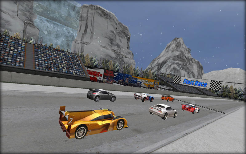 Sports Car Track Racers - Real Sports Car Driving Racing With Amazing Tracks Screenshot - 1