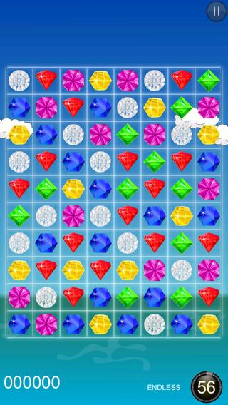 Lucky Jewels Stone Crush
