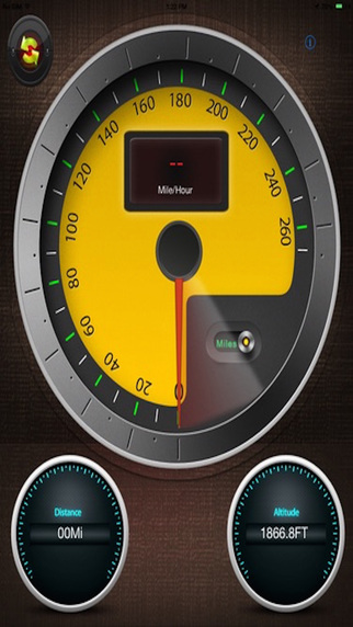 Speedometer - Know your Driving SpeedHD