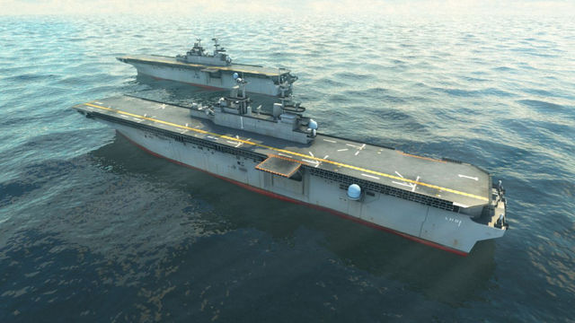 Park My Battleship - 3D Boat Parking and Driving Simulator Navy Ship Games