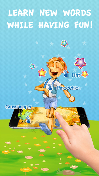 Pickatale: 200+ Interactive Children's Books for the Holidays! A Perfect Gift for the Kids Screenshot