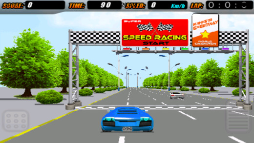 Speed Racing Rush - Touch To Drift For The Highway Traffic 2014 PREMIUM by The Other Games