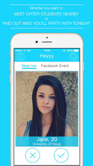 Heyyy - The all-in-one Dating App
