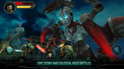 Godfire: Rise of Prometheus screenshot 4