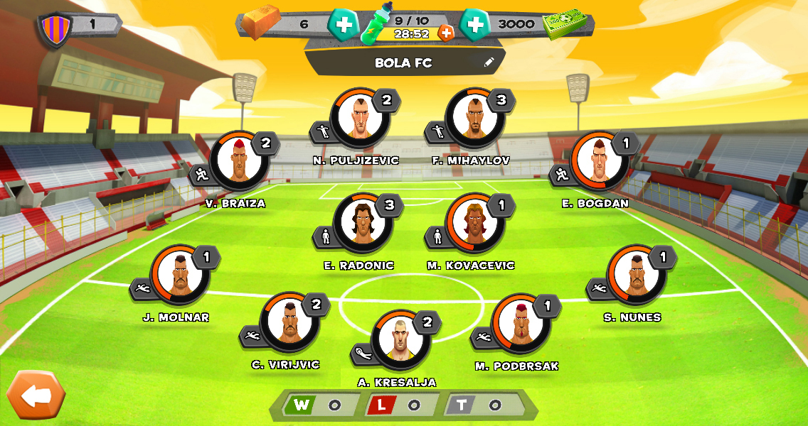 Disney Bola Soccer Review and Discussion  TouchArcade