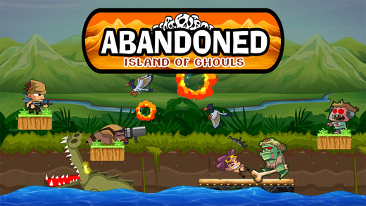 Abandoned - Island of Ghosts Monsters and Soldiers