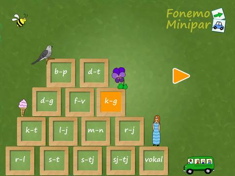 Fonemo Minipar