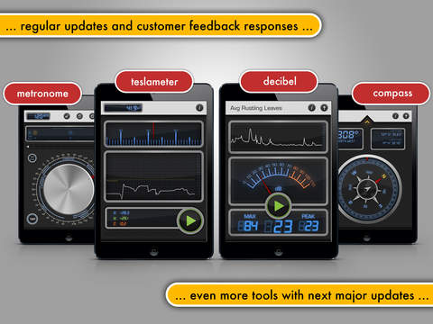 Multi Measures HD - The all-in-1 measuring toolkit