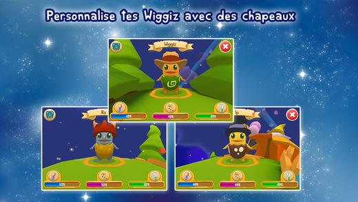 Wiggiz: Little Wild Eggs