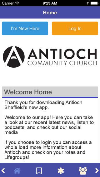 Antioch Church Sheffield