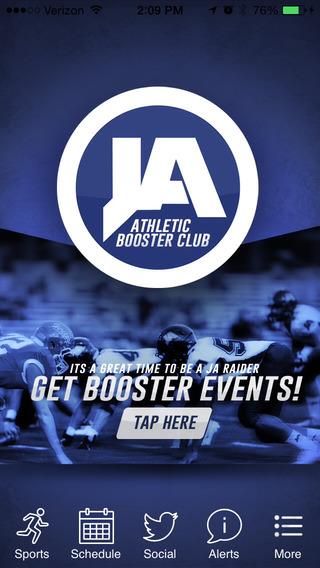 JA Athletic Booster Club
