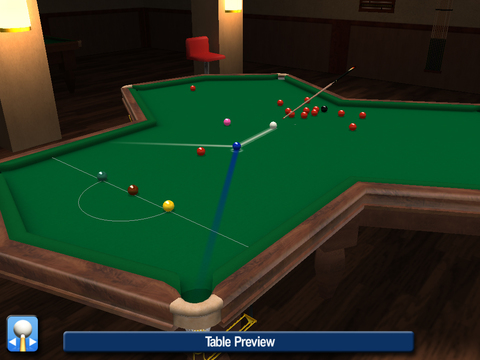 Pro Snooker 2012 screenshot 4