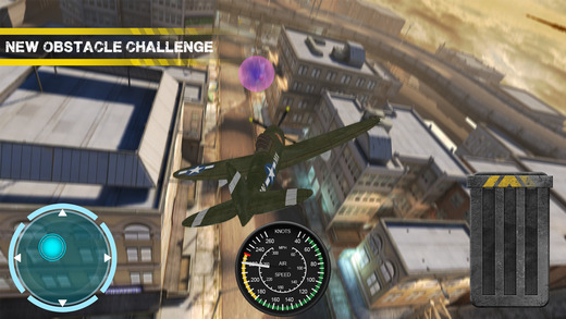Air Stunt Plane Challenge - Obstacles Flight Rally 2015 FREE