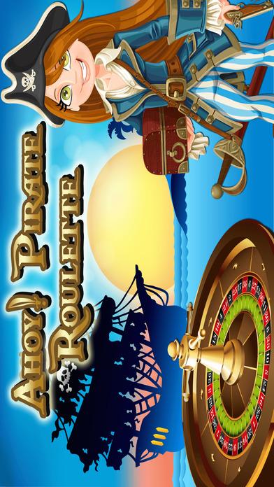 Screenshot 1 Ahoy Despicable Pirate Roulette — Хищение попа из стран Карибского бассейна Коув