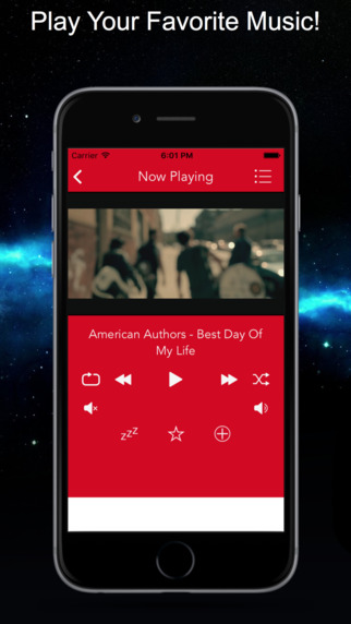 iMusic - Playlist Manager and Media Player for YouTube Screenshots