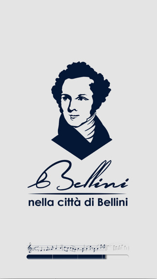 Bellini in the town of Bellini