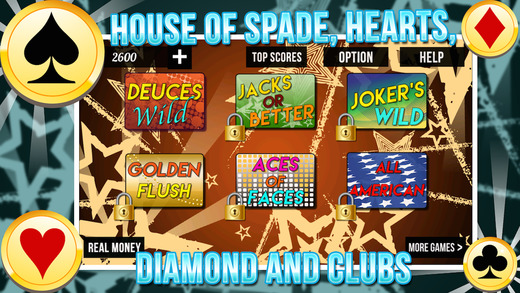 Rich House of Casino Blitz with Vegas Video Poker and Big Prize Wheel Bonanza