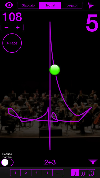 Maestro iPhone Screenshot 2