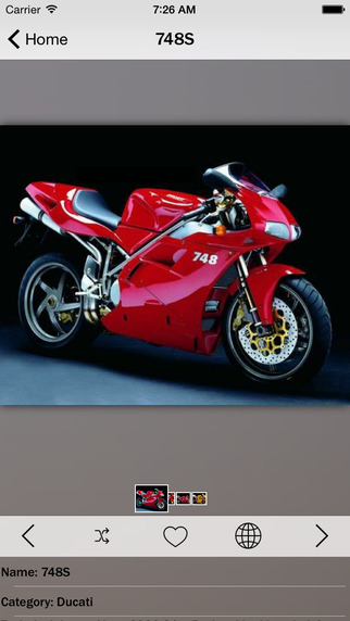 Motorcycles Ducati Edition Pro