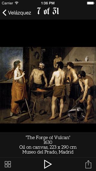 Velázquez lifework