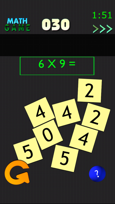 The Math Game screenshot 3