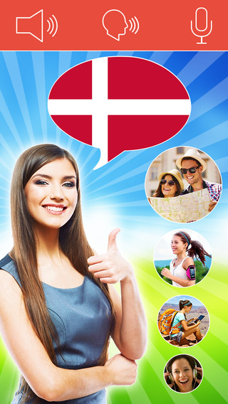 Speak Danish FREE - Interactive Conversation Course - learn a language with Mondly: vocabulary lesso