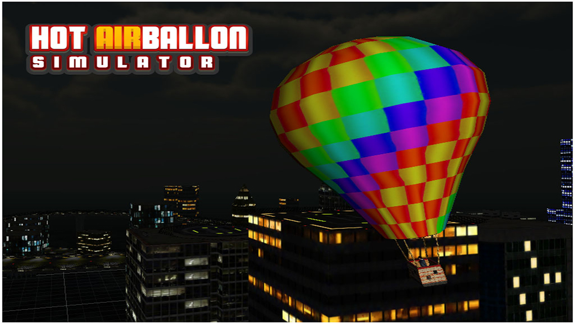 Hot air balloon simulator review and discussion toucharcade for Air balloon games