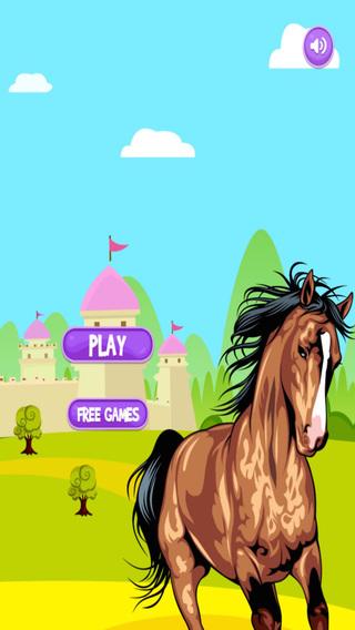 My Wild Horse Jump Simulator - Pony Rush Adventure
