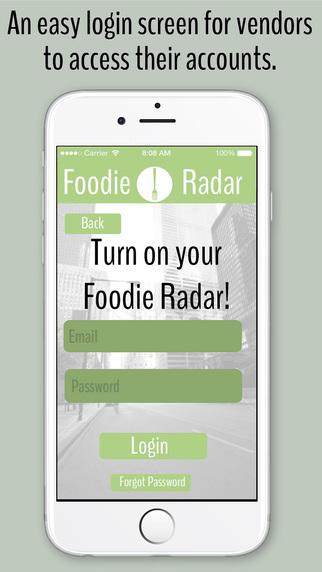 FoodieRadar