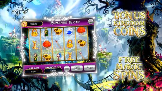 AAA Mountain Kingdom Fairy Tale Slots