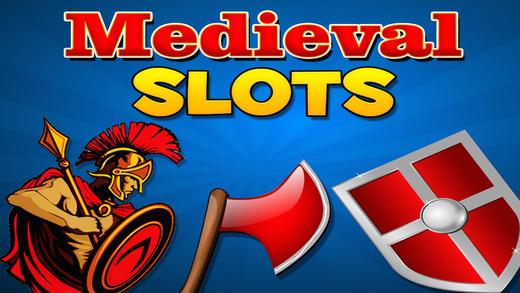 A Medieval Slot Machine - Spartan Battle
