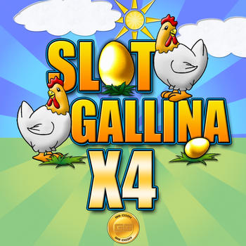 Slot Gallina X4 LOGO-APP點子