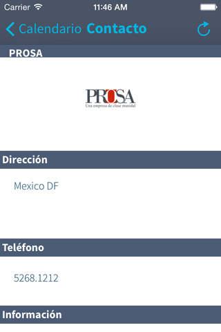 PROSA screenshot 3