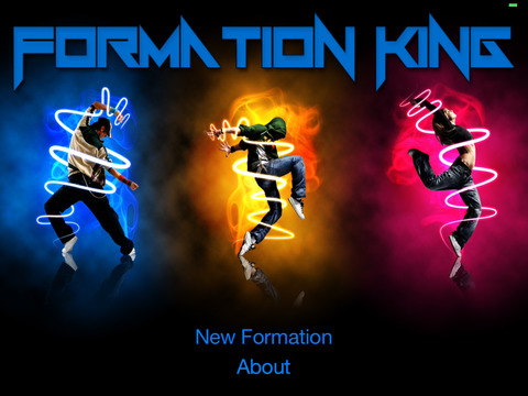 Formation King