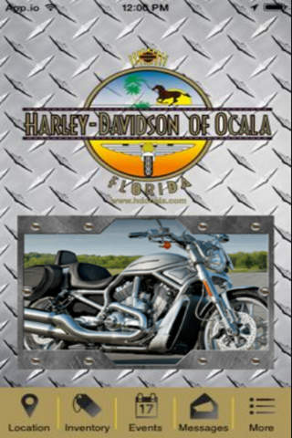 Harley-Davidson of Ocala screenshot 1