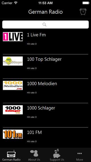 German Radio - Deutsch Radio