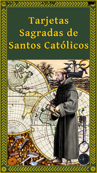Tarjetas Sagradas de Santos Catolicos
