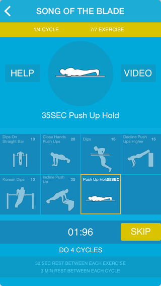 Chest Pro Daily Circuit Training Exercises That Fits Your Schedule to Burn Calories and Lose Weight
