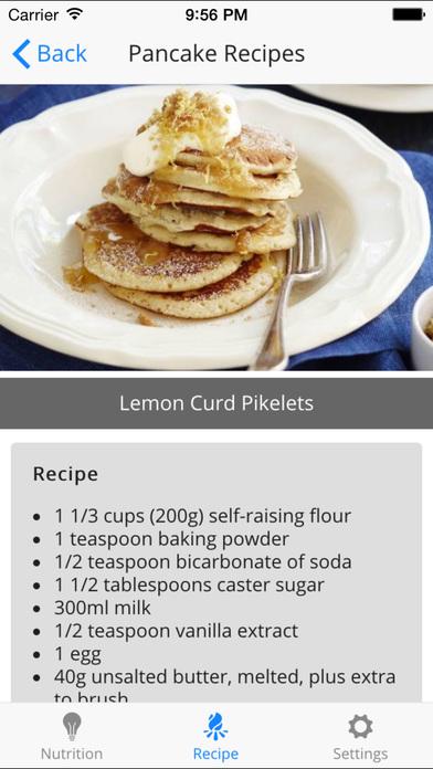 easy pancakes recipe