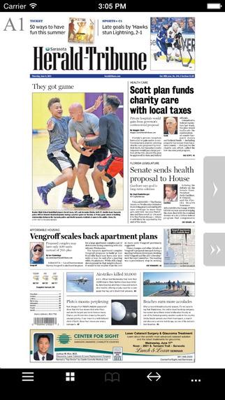 Herald-Tribune eEdition